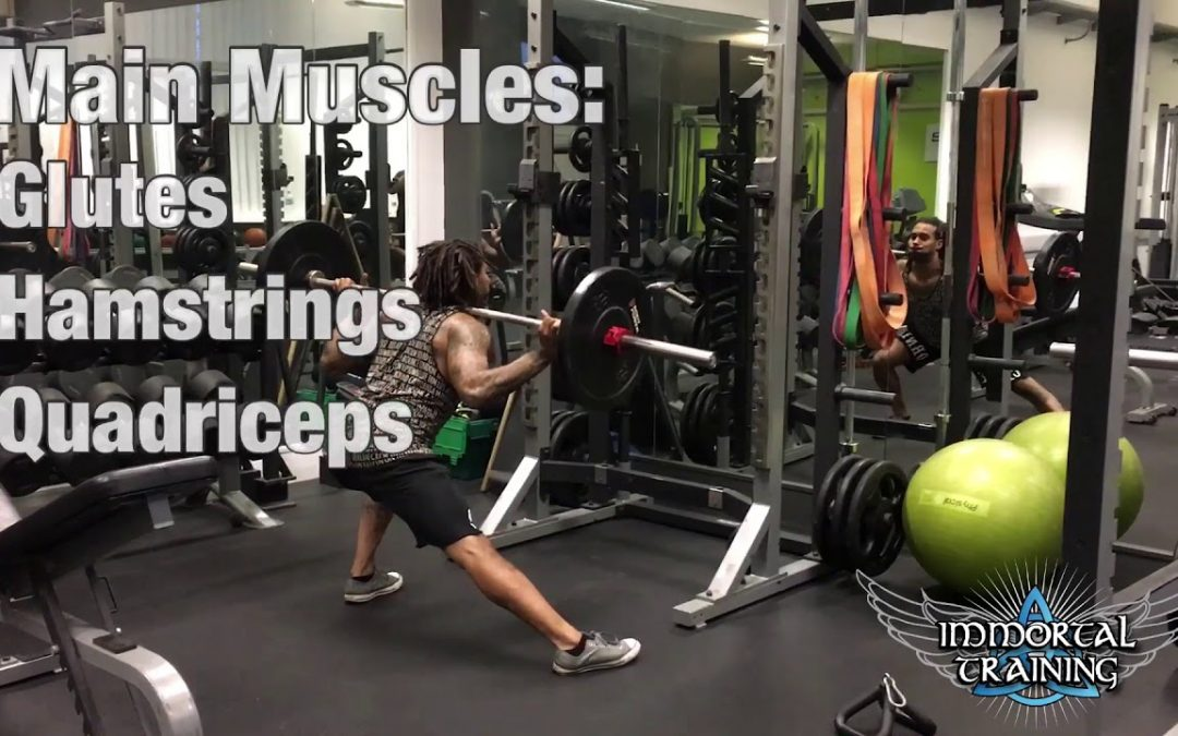 Back-Side Split Squats