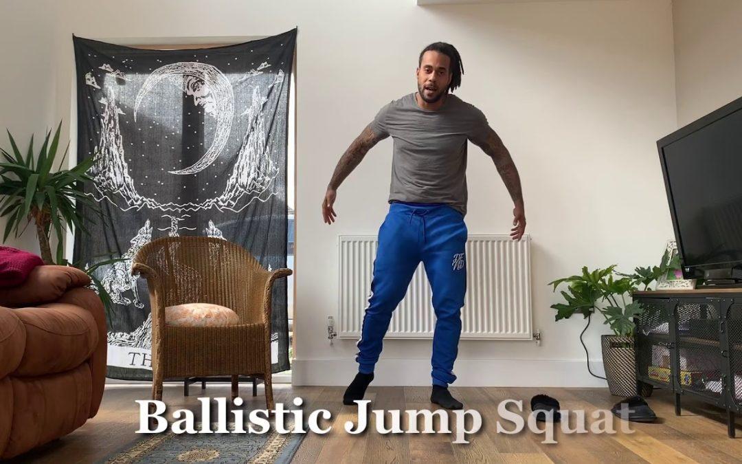 Ballistic Jump Squats