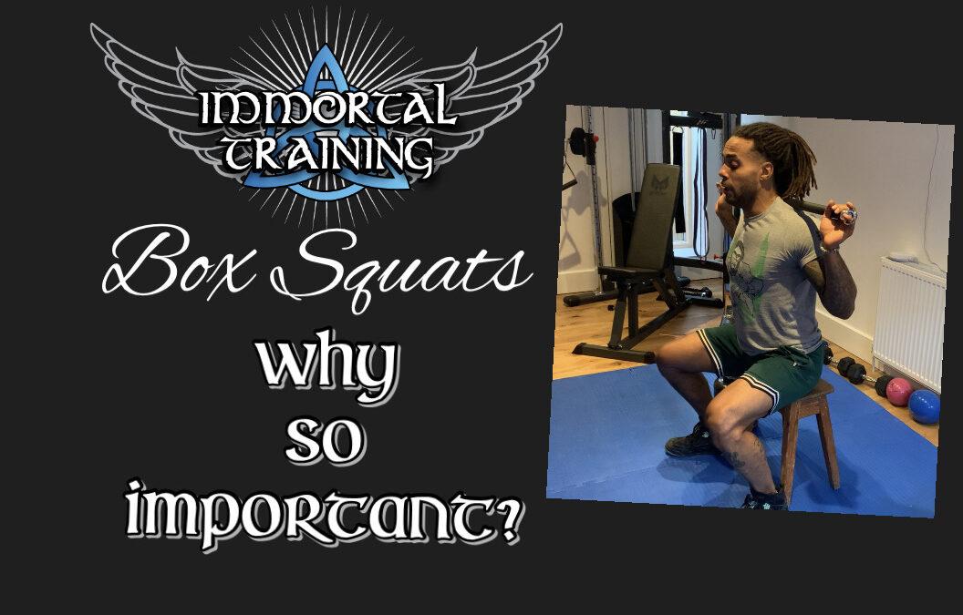 Box Squats: How to Advance