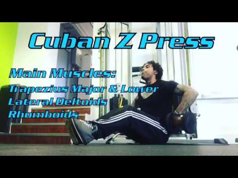 Cuban Z Press