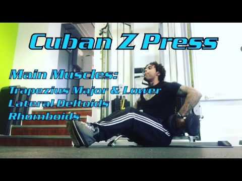 Cuban Z Press