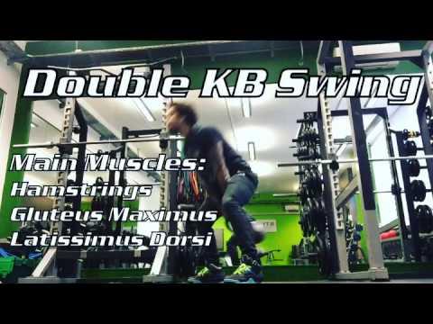 Double KB Swing
