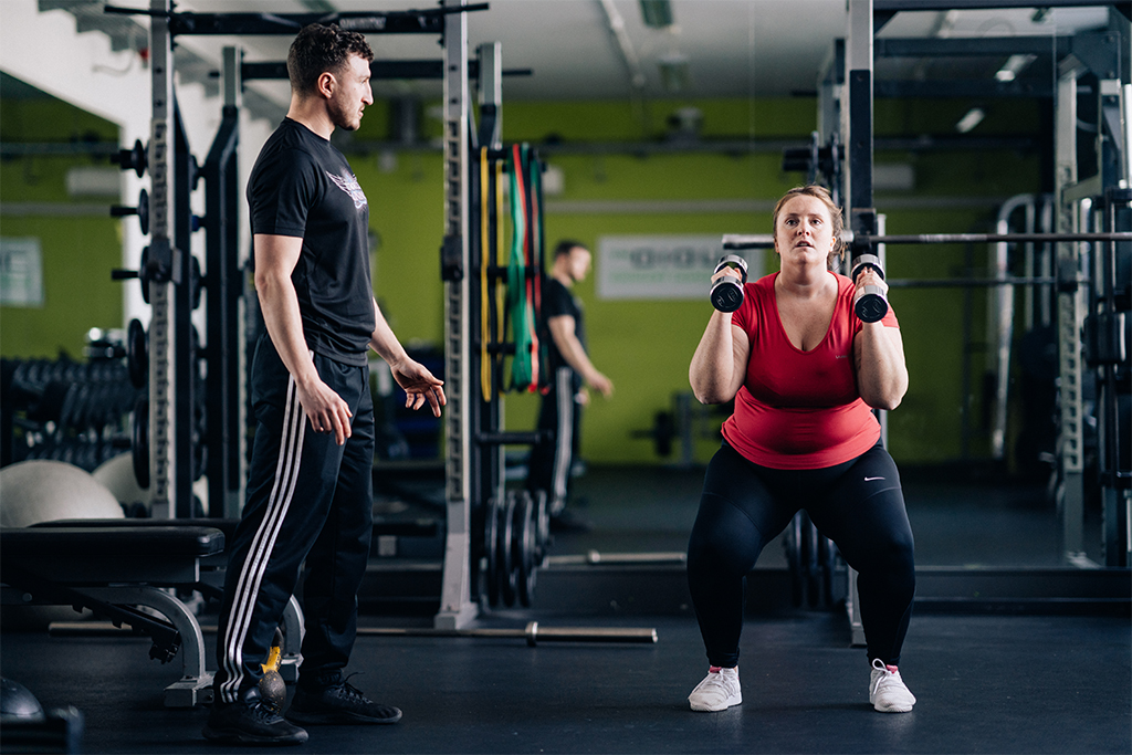 oxford personal training