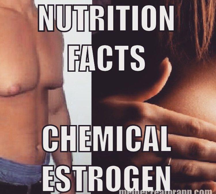 Warning: Chemical Estrogen