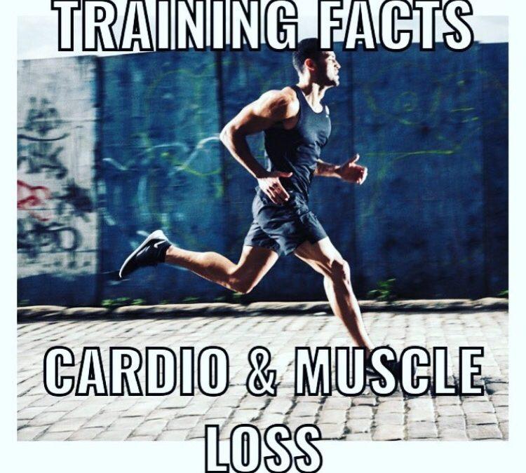 Cardio & Muscle Loss