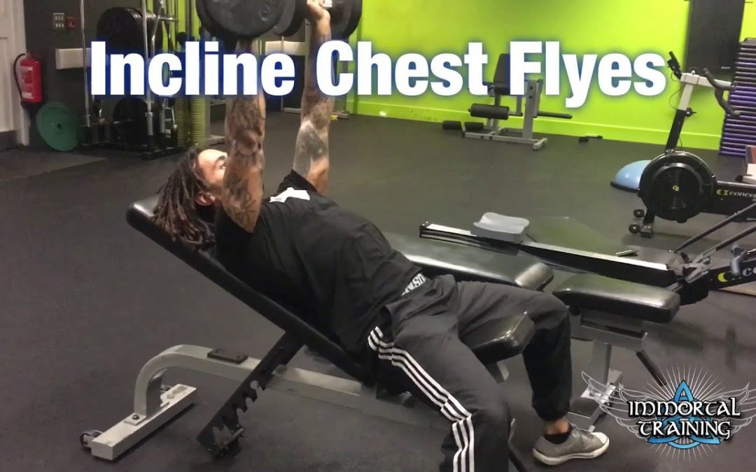 Incline Chest Flyes