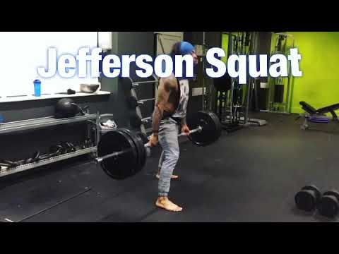 Jefferson Squat