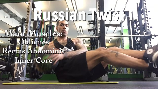 Russian Twist